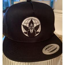 CannaLuminati hat **FREE Triangle Choke 5 seed pack