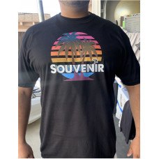 Souvenir seed co logo T-shirt